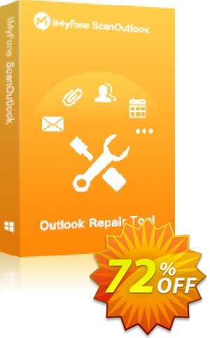 Get iMyFone ScanOutlook (Business) 57% OFF coupon code