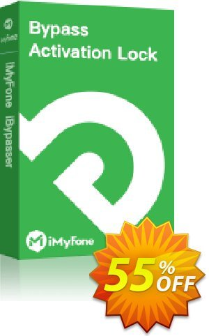 iMyFone iBypasser for MAC discount coupon 55% OFF iMyFone iBypasser for MAC, verified - Awful offer code of iMyFone iBypasser for MAC, tested & approved