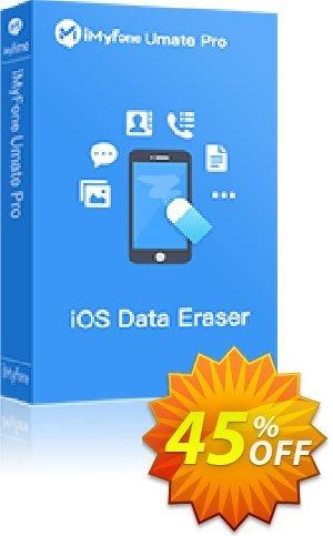 iMyfone Umate Pro - Family License Coupon, discount iMyfone Umate Basic $14.975 iVoicesoft. Promotion: iMyfone promo code