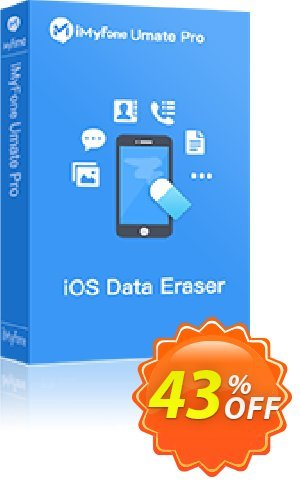 iMyfone Umate Pro for Mac - Family License 優惠券,折扣碼 iMyfone Umate Basic $14.975 iVoicesoft,促銷代碼: iMyfone promo code