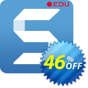 Snagit 2021 (Education Price) Coupon, discount 46% OFF Snagit 2021 (Education), verified. Promotion: Impressive promo code of Snagit 2021 (Education), tested & approved