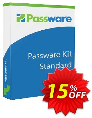 Passware Kit Standard discount coupon 15% OFF Passware Kit Standard, verified - Marvelous offer code of Passware Kit Standard, tested & approved