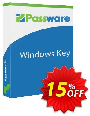 Get Passware Windows Key Business 15% OFF coupon code