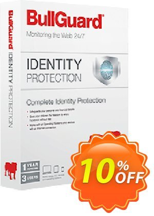 BullGuard Identity Protection 2021 Coupon, discount 10% OFF BullGuard Identity Protection 2021, verified. Promotion: Awesome promo code of BullGuard Identity Protection 2021, tested & approved