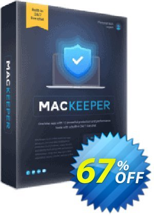 MacKeeper Standard 6-month plan discount coupon MacKeeper Standard - License for 2 Macs wondrous discounts code 2021 - wondrous discounts code of MacKeeper Standard - License for 2 Macs 2021