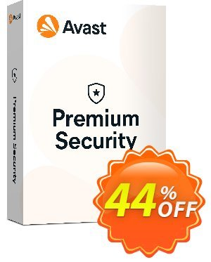 Avast Premium Security discount coupon 44% OFF Avast Premium Security, verified - Awesome promotions code of Avast Premium Security, tested & approved