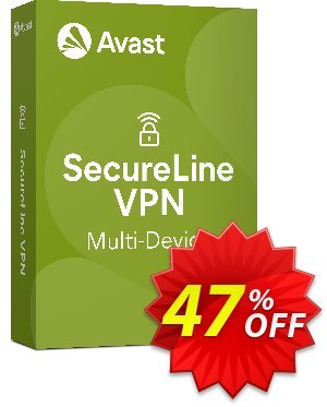 Avast SecureLine VPN (2 years) discounts 47% OFF Avast SecureLine VPN (2 years), verified. Promotion: Awesome promotions code of Avast SecureLine VPN (2 years), tested & approved