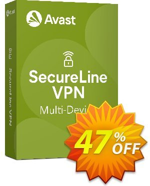 Avast SecureLine VPN (3 years) discounts 47% OFF Avast SecureLine VPN (3 years), verified. Promotion: Awesome promotions code of Avast SecureLine VPN (3 years), tested & approved