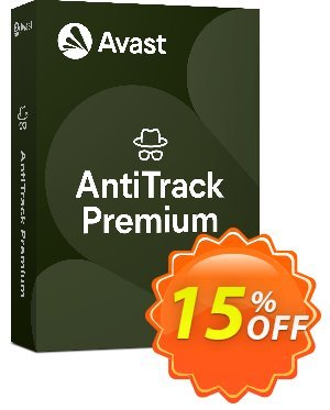 Avast AntiTrack Premium 10 device discounts 15% OFF Avast AntiTrack Premium 10 device, verified. Promotion: Awesome promotions code of Avast AntiTrack Premium 10 device, tested & approved