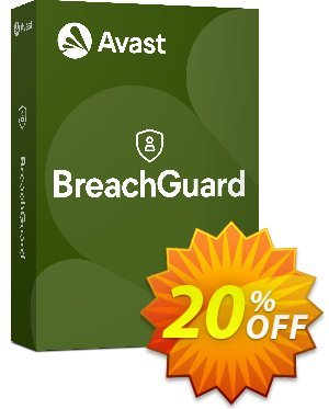 Avast BreachGuard discounts 20% OFF Avast BreachGuard, verified. Promotion: Awesome promotions code of Avast BreachGuard, tested & approved