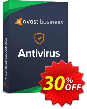 Avast Business Antivirus discounts 30% OFF Avast Business Antivirus, verified. Promotion: Awesome promotions code of Avast Business Antivirus, tested & approved