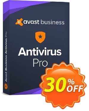 Avast Business Antivirus Pro discount coupon 30% OFF Avast Business Antivirus Pro, verified - Awesome promotions code of Avast Business Antivirus Pro, tested & approved