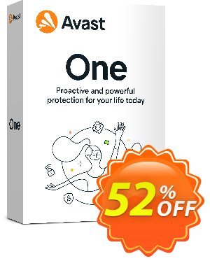 Avast One Individual discount coupon 52% OFF Avast One Individual, verified - Awesome promotions code of Avast One Individual, tested & approved