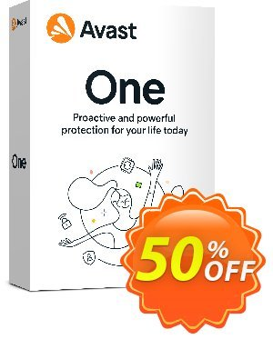 Avast One Family discount coupon 50% OFF Avast One Family, verified - Awesome promotions code of Avast One Family, tested & approved