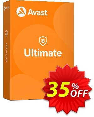 Avast Ultimate discounts 35% OFF Avast Ultimate, verified. Promotion: Awesome promotions code of Avast Ultimate, tested & approved