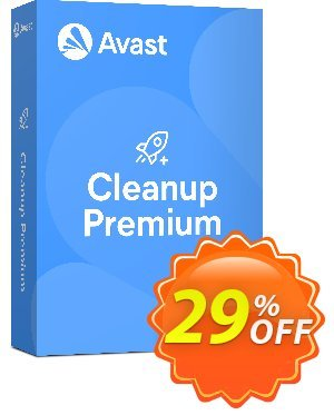 Avast Cleanup Premium discounts 29% OFF Avast Cleanup Premium, verified. Promotion: Awesome promotions code of Avast Cleanup Premium, tested & approved