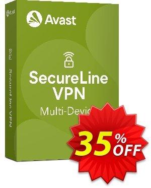 Avast SecureLine VPN discounts 35% OFF Avast SecureLine VPN, verified. Promotion: Awesome promotions code of Avast SecureLine VPN, tested & approved