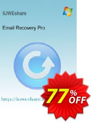 IUWEshare Email Recovery Pro Coupon, discount IUWEshare coupon discount (57443). Promotion: IUWEshare coupon codes (57443)