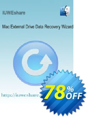 IUWEshare Mac External Drive Data Recovery Wizard Coupon, discount IUWEshare coupon discount (57443). Promotion: IUWEshare coupon codes (57443)