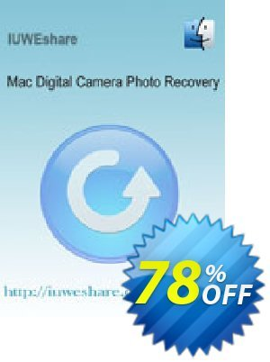 IUWEshare Mac Digital Camera Photo Recovery Coupon discount IUWEshare coupon discount (57443) - IUWEshare coupon codes (57443)