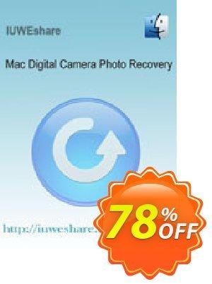IUWEshare Mac Digital Camera Photo Recovery Coupon, discount IUWEshare coupon discount (57443). Promotion: IUWEshare coupon codes (57443)