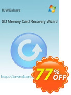 IUWEshare SD Memory Card Recovery Wizard Coupon discount IUWEshare coupon discount (57443). Promotion: IUWEshare coupon codes (57443)