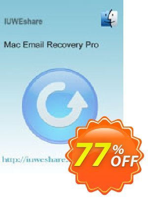 IUWEshare Mac Email Recovery Pro Coupon discount IUWEshare coupon discount (57443). Promotion: IUWEshare coupon codes (57443)