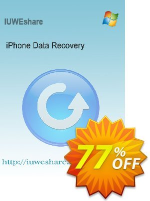 IUWEshare iPhone Data Recovery Coupon, discount IUWEshare iPhone Data Recovery coupon discount (57443). Promotion: IUWEshare iPhone Data Recovery coupon codes (57443)