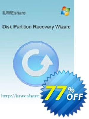 IUWEshare Disk Partition Recovery Wizard Coupon discount IUWEshare coupon discount (57443). Promotion: IUWEshare coupon codes (57443)