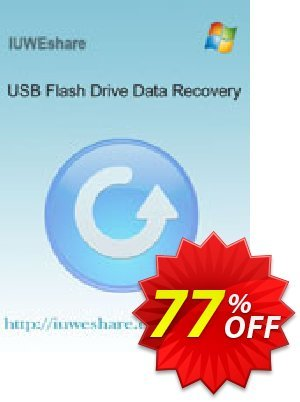 IUWEshare USB Flash Drive Data Recovery Coupon discount IUWEshare coupon discount (57443). Promotion: IUWEshare coupon codes (57443)