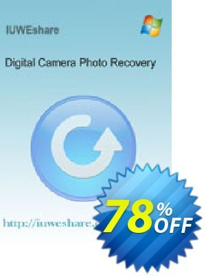 IUWEshare Digital Camera Photo Recovery Coupon discount IUWEshare coupon discount (57443). Promotion: IUWEshare coupon codes (57443)