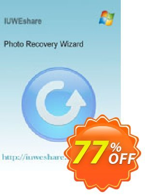 IUWEshare Photo Recovery Wizard Coupon discount IUWEshare coupon discount (57443). Promotion: IUWEshare coupon codes (57443)