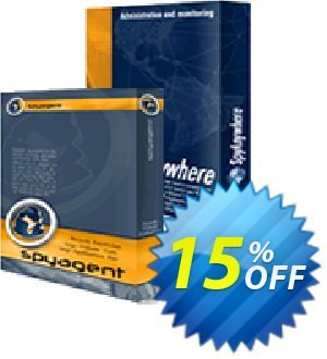 SpyAgent/SpyAnywhere Remote Spy Suite 優惠券,折扣碼 15% OFF SpyAgent/SpyAnywhere Remote Spy Suite Oct 2020,促銷代碼: Super discounts code of SpyAgent/SpyAnywhere Remote Spy Suite, tested in October 2020
