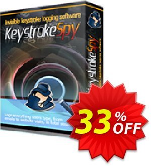 Spytech Keystroke Spy Standard Edition Coupon discount 32% OFF Spytech Keystroke Spy Standard Edition Oct 2019. Promotion: Super discounts code of Spytech Keystroke Spy Standard Edition, tested in October 2019