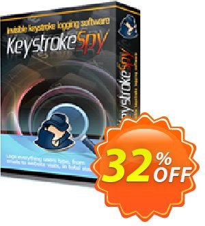 Spytech Keystroke Spy Stealth Edition Coupon discount 32% OFF Spytech Keystroke Spy Stealth Edition Oct 2020. Promotion: Super discounts code of Spytech Keystroke Spy Stealth Edition, tested in October 2020
