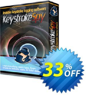 Spytech Keystroke Spy MAC Standard Edition Coupon, discount 33% OFF Spytech Keystroke Spy MAC Standard Edition Oct 2020. Promotion: Super discounts code of Spytech Keystroke Spy MAC Standard Edition, tested in October 2020