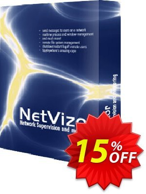 Spytech NetVizor (50/100/250 Computers) Coupon, discount 15% OFF Spytech NetVizor (50/100/250 Computers) Oct 2020. Promotion: Super discounts code of Spytech NetVizor (50/100/250 Computers), tested in October 2020