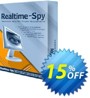 Spytech Realtime-Spy PLUS MAC Coupon, discount 15% OFF Spytech Realtime-Spy PLUS MAC Oct 2020. Promotion: Super discounts code of Spytech Realtime-Spy PLUS MAC, tested in October 2020