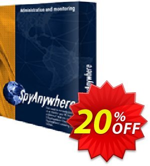 SpyAnywhere Cloud Premium Account discount coupon 20% OFF SpyAnywhere Cloud Premium Account Oct 2021 - Super discounts code of SpyAnywhere Cloud Premium Account, tested in October 2021
