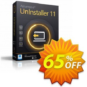 Ashampoo UnInstaller Coupon, discount UnInstaller discount. Promotion: