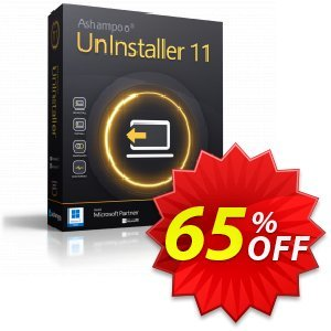 Ashampoo UnInstaller offering sales
