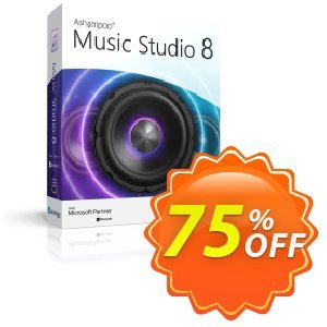 Ashampoo Music Studio 6 Coupon, discount Brothersoft 30 Prozent Coupon. Promotion: