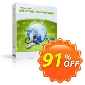 Ashampoo Internet Accelerator Coupon discount Brothersoft 30 Prozent Coupon