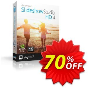 Ashampoo Slideshow Studio HD Coupon discount Brothersoft 30 Prozent Coupon. Promotion: