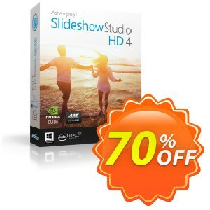 Ashampoo Slideshow Studio HD 4 Coupon, discount Brothersoft 30 Prozent Coupon. Promotion: