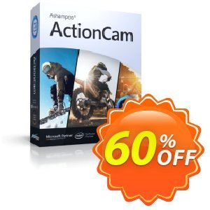 Ashampoo ActionCam Coupon, discount 60% OFF Ashampoo ActionCam, verified. Promotion: Wonderful discounts code of Ashampoo ActionCam, tested & approved