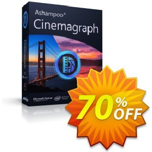 Ashampoo Cinemagraph Coupon, discount 60% OFF Ashampoo Cinemagraph, verified. Promotion: Wonderful discounts code of Ashampoo Cinemagraph, tested & approved