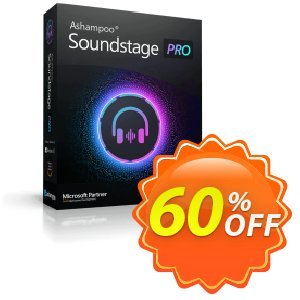 Ashampoo Soundstage Pro Coupon, discount 60% OFF Ashampoo Soundstage Pro, verified. Promotion: Wonderful discounts code of Ashampoo Soundstage Pro, tested & approved