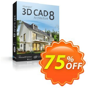 Ashampoo 3D CAD Architecture Coupon, discount 60% OFF Ashampoo 3D CAD Architecture, verified. Promotion: Wonderful discounts code of Ashampoo 3D CAD Architecture, tested & approved