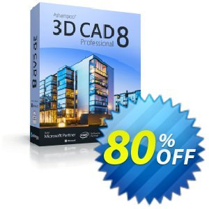 Ashampoo 3D CAD Professional Coupon, discount 70% OFF Ashampoo 3D CAD Professional, verified. Promotion: Wonderful discounts code of Ashampoo 3D CAD Professional, tested & approved